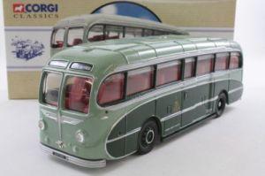Corgi Bus Burlingham Seagull Coach