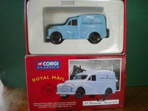 Corgi Royal Mail