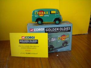 Corgi Truck