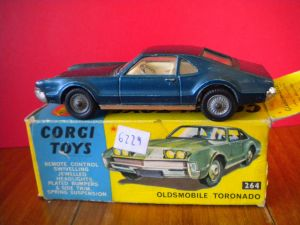 Corgy Toys Oldsmobile